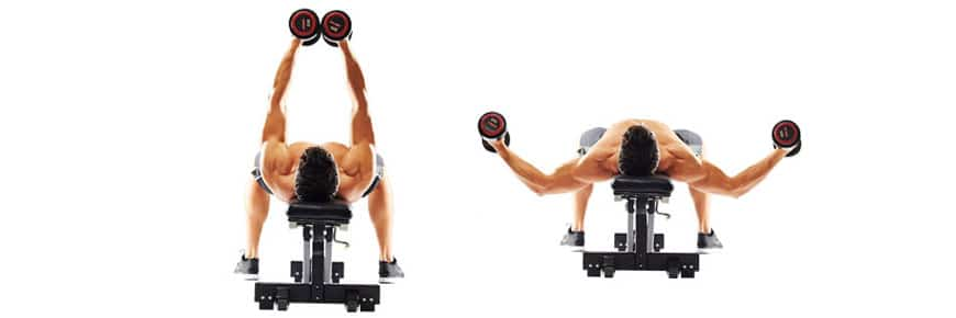 Dumbbell Flyes