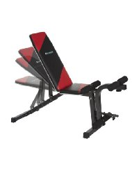 SixBros Sport Panca piana fitness inclinabile per addominali