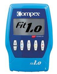 Compex Fit 1.0 Elettrostimolatore addominali