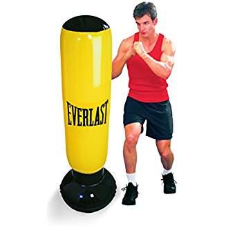 Everlast, Sacco da boxe gonfiabile da terra