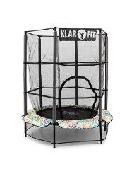 Klarfit Rocketkid 4 Tappeto Elastico trampolino per bambini