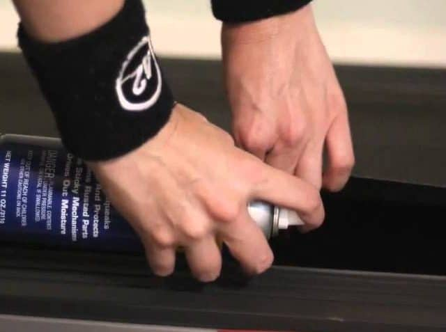 Olio Lubrificante Spray per Tapis Roulant