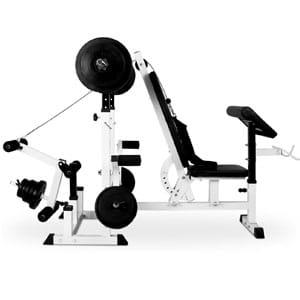 Klarfit-KS02 stazione fitness panca multifunzione