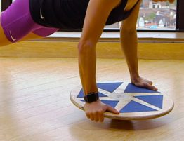 Balance Board Fitness