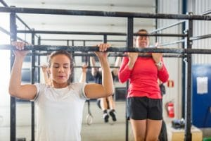 crossfit Pull-Up