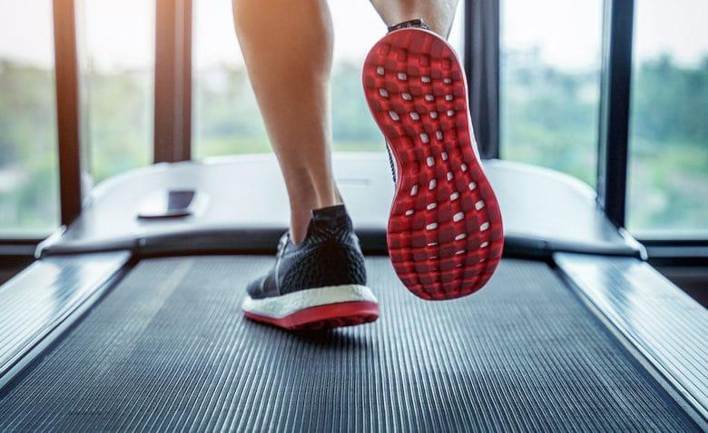 esercizi con tapis roulant
