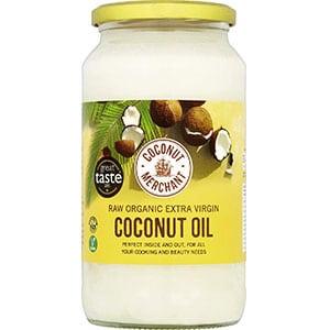 Coconut Merchant Olio di Cocco Organico 1L