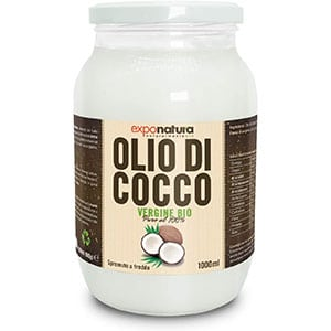 Exponatura Olio di Cocco Biologico Premium