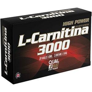 QualNat L-Carnitine 3000