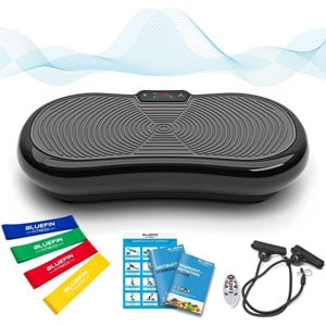 Bluefin Fitness Ultra Slim Vibration Plate