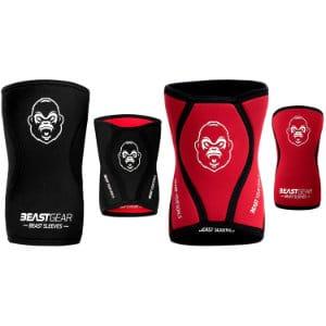 Beast Gear Ginocchiere in Neoprene