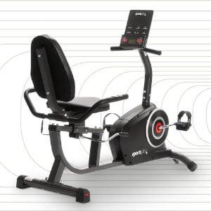 SportPlus Recumbent Exercise Bike